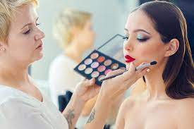 A professional bridal makeup artist in bangalore is available for hire